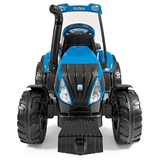 RIDEON TRACTOR NEW HOLLAND T8