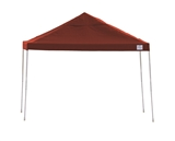 12ft. x 12 ft. Pro Pop-up Canopy Straight Leg Red Cover