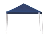 12ft. x 12 ft. Pro Pop-up Canopy Straight Leg Blue Cover