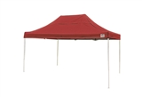 10 ft. x 15 ft. Pro Pop-up Canopy Straight Leg Red Cover