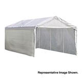 SUPER MAX 2 IN 1 10' X 20' CANOPY WITH ENCLOSURE KIT
