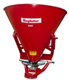 KING KUTTER STEEL SEEDER/SPREADER
