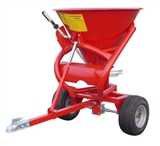 KING KUTTER ATV SPREADER