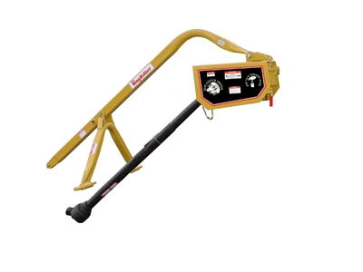 KING KUTTER POST HOLE DIGGER WITH SLIP CLUTCH