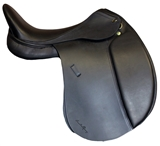 "18.5"" SC GENEVE SADDLE BK"