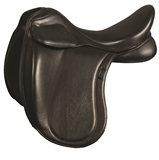 "18"" SC KOLN GPS SADDLE  BK"