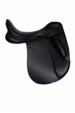 "18"" SANTA CRUZE PLATINUM WOLF GPS DRESSAGE SADDLE"