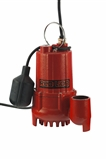 1/2HP CAST IRON SUMP/EFFLUENT PUMP