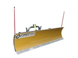 6' MANUAL ANGLING WORM GEAR LIFT SNOWPLOW