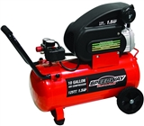 10 GALLON HORIZONTAL COMPRESSOR