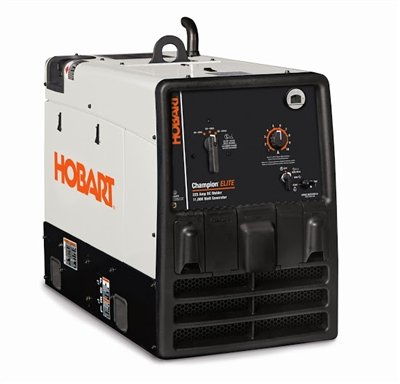 HOBART CHAMPION ELITE ALL-IN-ONE AC GENERATOR AND DC WELDER
