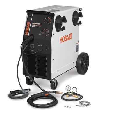 IRONMAN 230 SINGLE-PHASE MIG WELDING PACKAGE