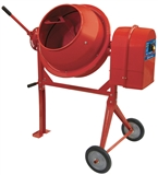 3.5 CU. FT. 1/3HP PORTABLE CEMENT MIXER