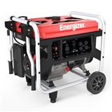 Energizer EZG6250: 6250 Watt Gas Powered Portable Generator