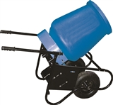 TOOLWAY 3.5CU.FT PORTABLE CEMENT MIXER