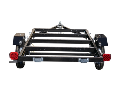 FREEDOM 3 IN 1 FOLDING UTILITY TRAILER 4 x 8