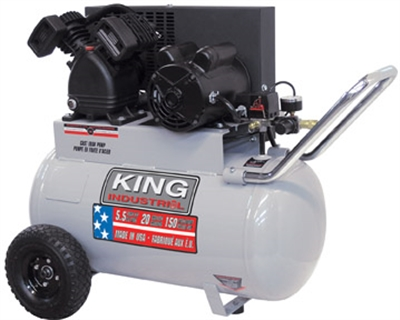 COMPRESSOR 20 GAL 5.5 HP KING