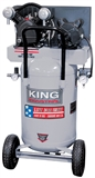 COMPRESSOR 24 GAL 5.5 HP KING