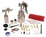 KIT SPRAY GUN 43PC