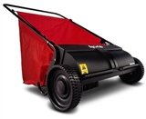 "AGRI FAB 26"" PUSH LAWN SWEEPER"