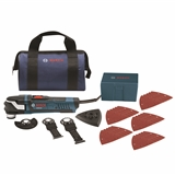 Bosch GOP40-30B- 30 pc. StarlockPlus® Oscillating Multi-Tool Kit