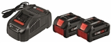 Bosch GXS18V-02N24- 18V CORE18V Starter Kit with (2) CORE18V 6.3 Ah Batteries