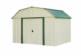 VINYL COATED SHERIDAN 10'X14' SHED