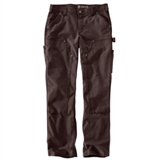 WOMENS CRAWFORD DOUBLE FRONT WORK PANTS