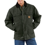 MEN'S ARCTIC QUILT LINED WORK JACKETS