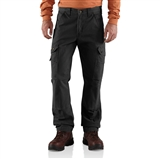 MEN'S COTTON RIPSTOP RELAXED FIT WORK PANTS