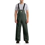 MEN'S PVC WATERPROOF OVERALLS