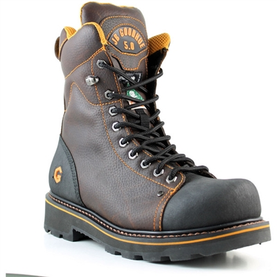 "MEN'S TANKER 8"" WORK BOOTS"