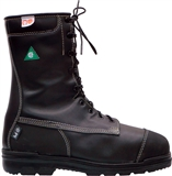 "MEN'S 9"" TATRA LEATHER MINING SAFETY BOOTS"