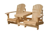CAPE COD WOOD BENCH