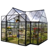 12' X 10' VICTORY GREENHOUSE