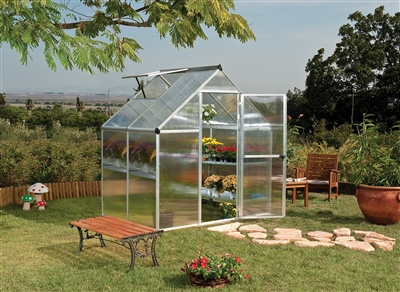 6' X 4' MYTHOS GREENHOUSE