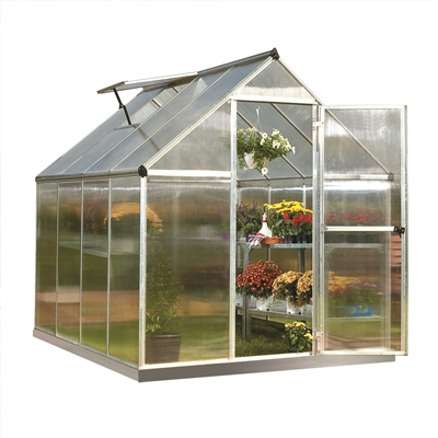 6' X 8' MYTHOS GREENHOUSE
