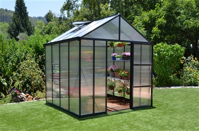 8' X 8' GLORY GREENHOUSE