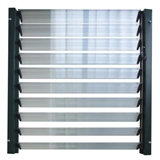 WINDOW SIDE LOUVER RION