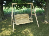 SWING PORCH  WITH FRAME