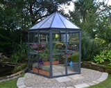 8 FT. OASIS HEX GREENHOUSE