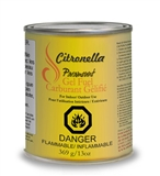 24 PACK CITRONELLA GEL FUEL CANISTER
