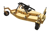 "72"" 3 POINT HITCH REAR FINISH MOWER"
