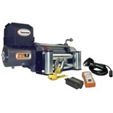 9500 LBS ELECTRIC WINCH WITH REMOTE