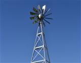 12' AERATION WINDMILL SYSTEM