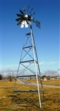 24' AERATION WINDMILL SYSTEM