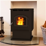 PLEASANT HEARTH LRG PELLET STOVE