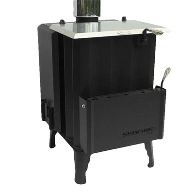 STOVE BIOMASS CLASSIC SS BLK