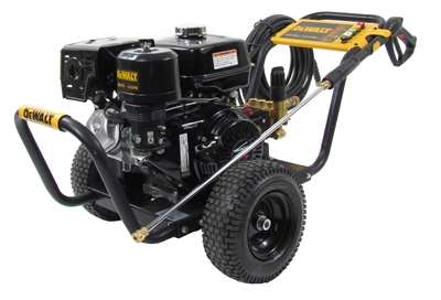 DEWALT Cold Water Commercial Gas Pressure Washer
