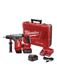 M18 FUEL™ 18 Volt Lithium-Ion Brushless Cordless 1-1/8 in. SDS Plus Rotary Hammer Kit